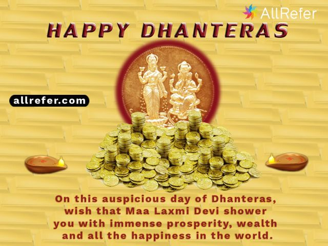 Happy Dhanteras - Happy Diwali Picture