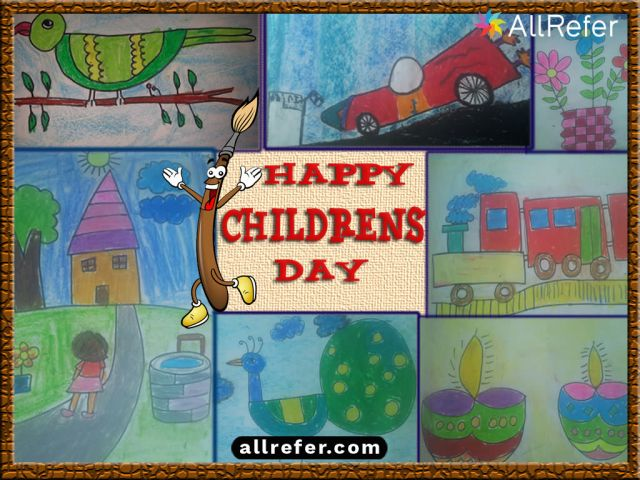 Happy Children's Day Picture