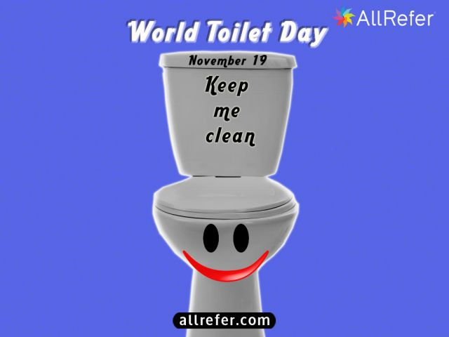 World Toilet Day - November 19 Picture