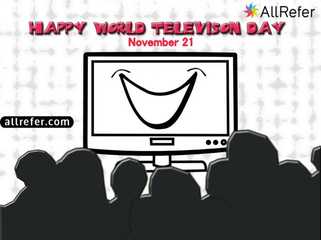 Happy World Television Day - November 21 Picture