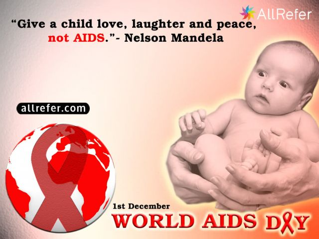 World AIDS Day - 1 December Picture