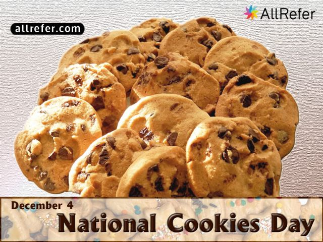 National Cookie Day - 4 December Picture