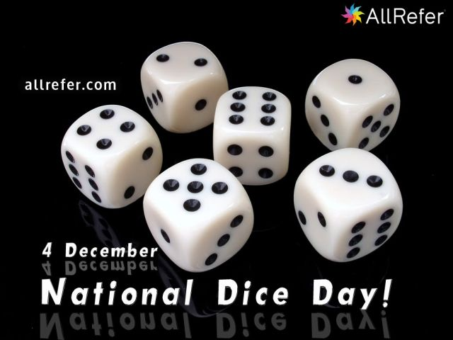 National Dice Day - 4 December Picture