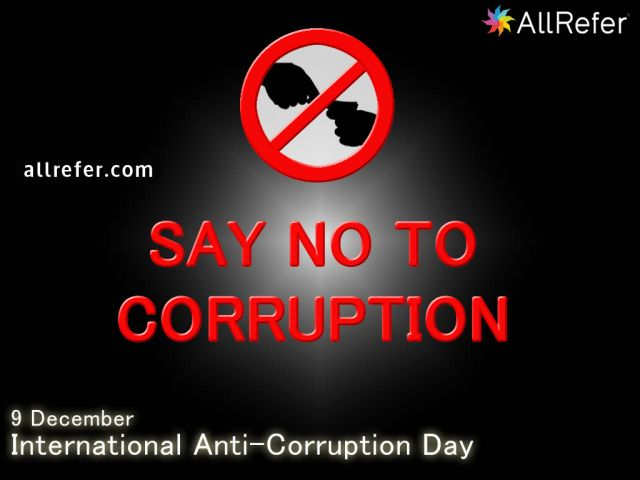 International Anti-Corruption Day - 9 December Picture