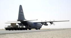 C-130 Hercules - Cargo movement Photo