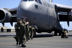 Hickam Air Force Base - Hickam AFB welcomes its final C-17 Photo