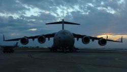 C-17 Globemaster III - Operation Iraqi Freedom - Active flightline Photo