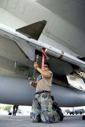 Hickam Air Force Base - Total force at work in RIMPAC Photo