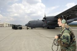 Ramstein Air Base - In tow Photo