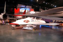 Boeing X-45A unmanned combat air vehicle - Cold War Gallery at the National Museum Photo