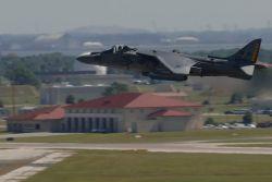 Marine AV-8 Harrier - Crews sharpen skills at Atlantic Strike Photo