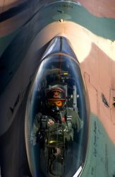 64th Aggressor Squadron at Nellis Air Force Base - Airmen hone skills at Red Flag Photo