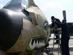 C-130E - 23rd 'Flying Tigers' to become host wing at Moody Photo