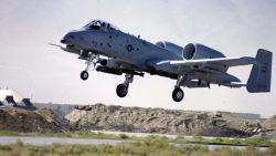 A-10 Thunderbolt II from Bagram Air Base - Bagram A-10s surge for summer offensives Image