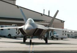 Tyndall Air Force Base - Tyndall spearheads F-22 fighter tactics integration Photo