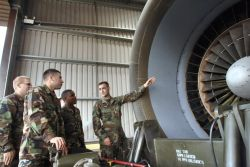 Royal Air Force Mildenhall - Aerial port Airmen make own training opportunities Photo