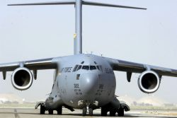 C-17 Globemaster III - C-17 mission Photo