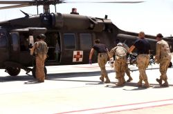 UH-60 Black Hawk - Medical evacuation Photo