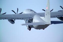 WC-130J Hercules - Hurricane Hunters track down Alberto Photo
