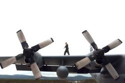Ramstein Air Base - C-130 mission in Germany Photo