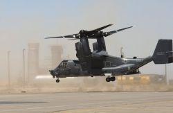 CV-22 Osprey - Ospreys in flight Photo