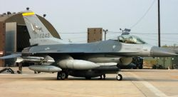 F-16 Fighting Falcon - Three F-16 wings deploy to Korea Photo