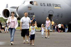 C-17 Globemaster III - Hawaii Air National Guard hosts open house Photo