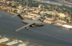C-17 Globemaster III - C-17s over Charleston Photo