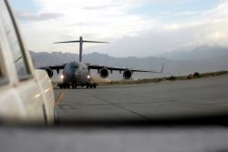 C-17 Globemaster III - Transient alert provides Bagram its staying power Photo
