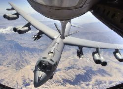 KC-135 Stratotanker - Air Force flexibility on display in Iraq and Afghanistan Photo