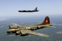 B-17G - Heritage flight Photo