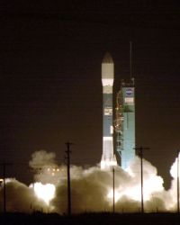 Delta II - Delta II launch successful Photo
