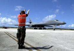 B-1B Lancer - Presence in the Pacific Photo