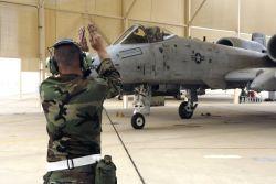 Davis-Monthan Air Force Base - Preparing to takeoff Photo