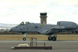 A-10 Thunderbolt II - Ready for takeoff Image