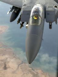 F-15E Strike Eagle - Targeting pods enhance battlefield awareness Photo
