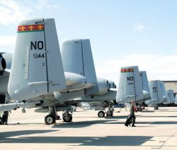 Whiteman Air Force Base - 442nd Fighter Wing's newest aircraft Photo