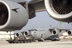 C-17 Globemaster III - C-17s would help USAFE's air mobility business Photo