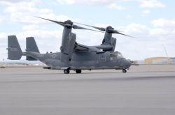 CV-22 Osprey - Osprey gets new nest Photo