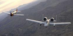 P-47 Thunderbolt - Heritage flight Photo
