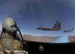 F-15 Eagle - Heritage flight Photo