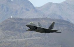 F-22A Raptor - Heritage flight Photo