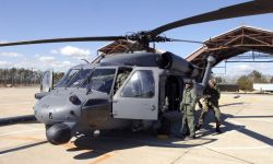 HH-60 Pave Hawk - Guard wing makes mark on history Photo