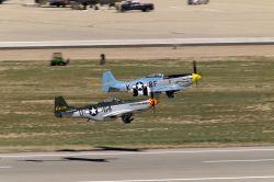 P-51 Mustangs - P-51 Mustangs Photo