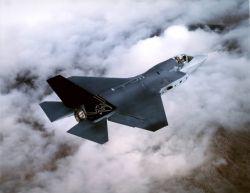 X-35 - LOCKHEED MARTIN X-35, Joint Strike Fighter Photo
