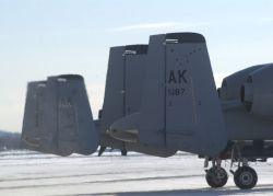 A-10 Thunderbolt II - 'Thunder' in the sky Image