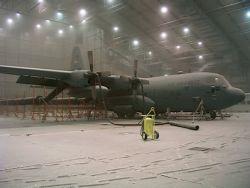 C-130 Hercules - Cold-temperature test Photo
