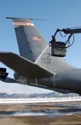 KC-135 Stratotanker - Deploying to snow Photo