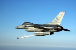 F-16C Fighting Falcon - Die, drone, die! Photo