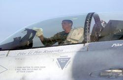 F-16C - Spot shine sir Photo